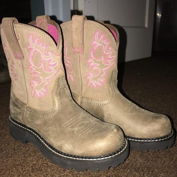Women\u2019s Fatbaby Ariat Boots NWOT